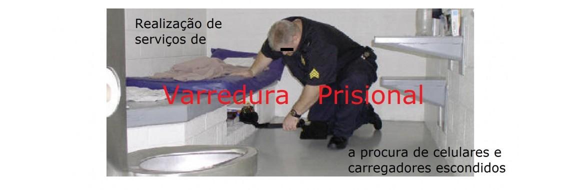 Varredura prisional