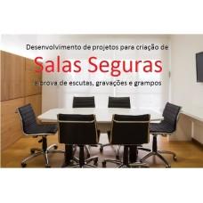 Desenvolvimento de Projeto para Criação de Salas Seguras