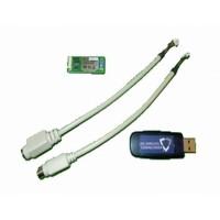 Espião de teclados transmissor por Bluetooth