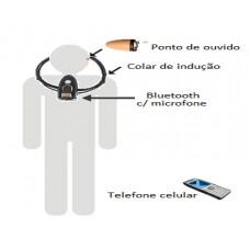 Ponto eletrônico conexão via bluetooth