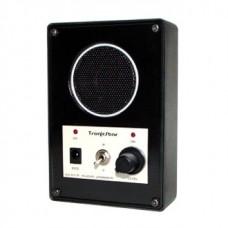 Sistema emissor de sinal Branco Bloqueador de Gravadores e Escutas Audio Jammer
