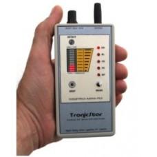 Detector RF portátil de alto desempenho até 10 GHz