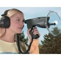 Microfone Direcional Com Monóculo Embutido