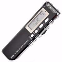 Mini gravador de áudio (ambiental ou telefônico) de alto desempenho